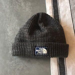 North face unisex winter knit hat -salt dog beanie